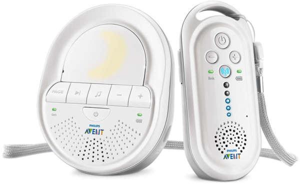 Philips Avent Дигитален бебефон DECT SCD 506 0494